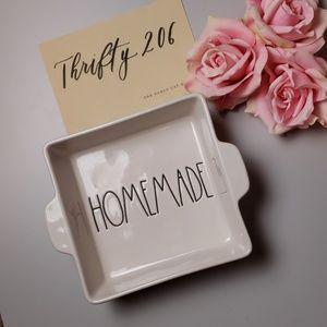 [Rae Dunn] Homemade Serveware - New